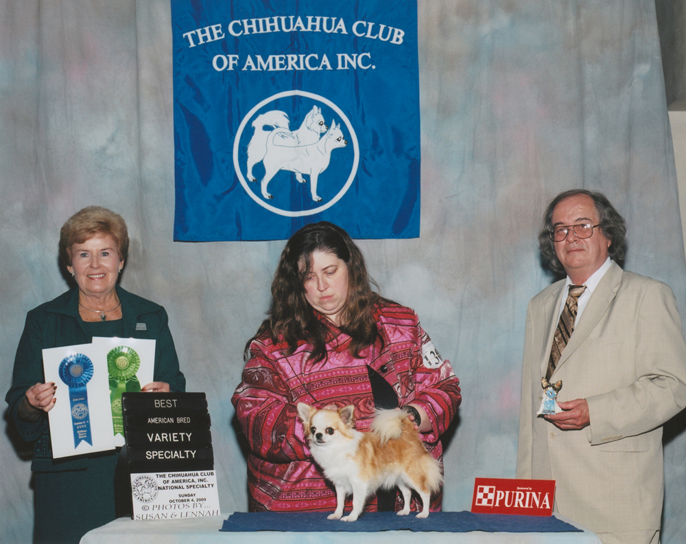 2009 CCA Fall National Specialty-LC-AmBred