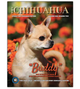 THE CHIHUAHUA - Issues 2 - 2015